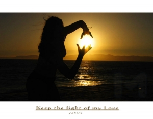 Gentes e Locais/Keep the light of my LoVe