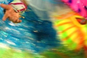 Abstrato/Carnaval - Roda Baiana