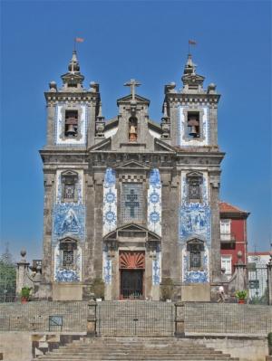 História/Igreja de Santo Ildefonso