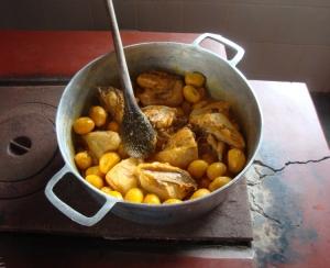Outros/Culinaria Mineira - Frango com Pequi