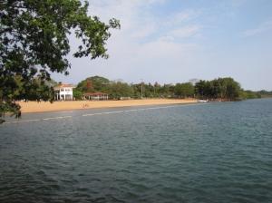 /Praia de Rosana-SP