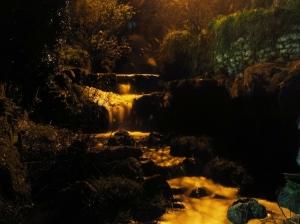 Paisagem Natural/A água... no Seixo Amarelo