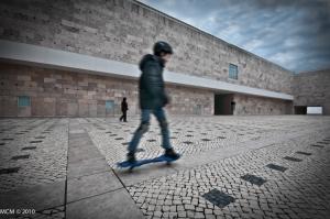 /Skater aligned