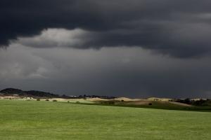 Paisagem Natural/Luz de tormenta