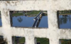 Paisagem Urbana/Uma vista sobre a ponte...
