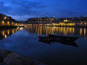 Outros/Porto... visto de Gaia! :-)))