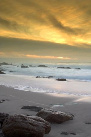 Paisagem Natural/Carta ao Oceano...