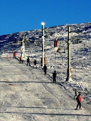 Gentes e Locais/num dia de ski