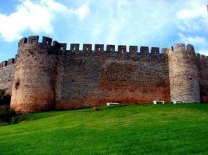 /A muralha ....