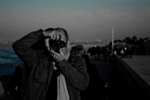 Gentes e Locais/O fotografo