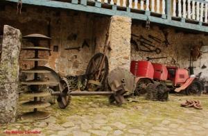 História/Coisas  de fazenda antiga
