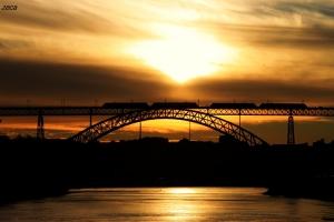 Paisagem Urbana/ponte d. luiz(porto)