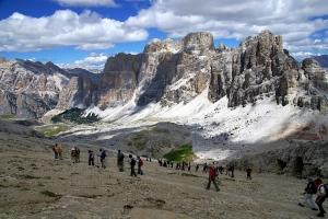 """/""""Caminhar nos Dolomites..."""""""