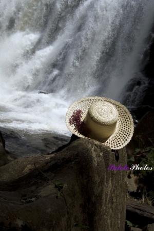 Paisagem Natural/Chapeu&cachoeira