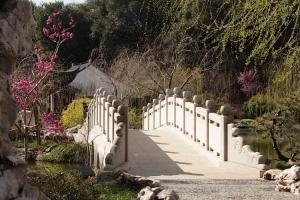 """Gentes e Locais/Ponte """"Fita de Jade"""" - Jardim Chines Huntington"""