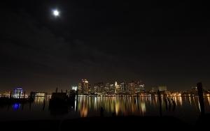 Paisagem Urbana/Noite de Luar