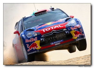 Desporto e Ação/Sébastien Loeb in the best WRC the world. Rally of