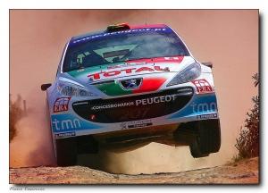 Desporto e Ação/Bruno Magalhães - Peugeot 207 S2000 WRC