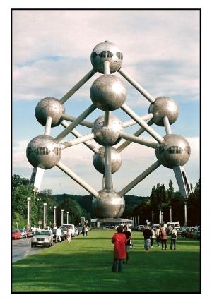 Paisagem Urbana/Atomium