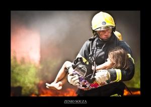 /Bombeiros, salvando vidas!
