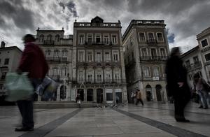 Gentes e Locais/bustling city