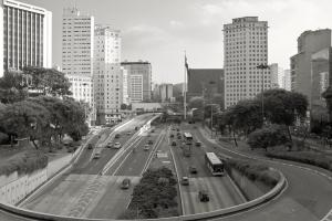 Paisagem Urbana/Vale do Anhangabau - São Paulo