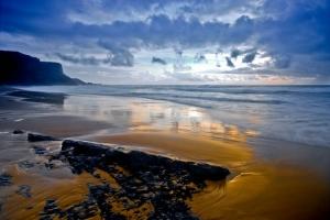 Paisagem Natural/Espreitar o mar