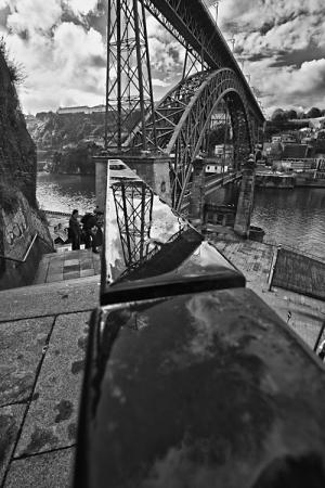 Paisagem Urbana/reflex... do Porto