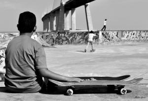/Skater (2): O Aprendiz