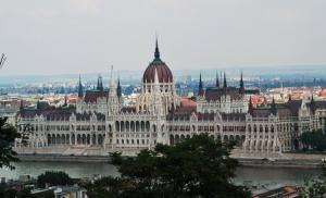 Paisagem Urbana/Budapeste parlamento