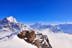 /First und Jungfraumassiv