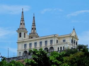 Paisagem Urbana/Igreja da Penha