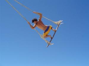 Desporto e Ação/Surfista voador