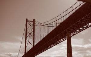 /Um olhar da ponte