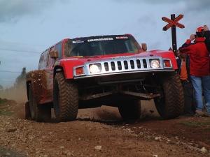 Desporto e Ação/Roby Gordon - Dakar 2006