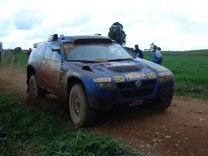 Desporto e Ação/Calos Sainz - Vencedor 1ª Etapa - Dakar 2006