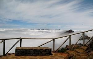 Paisagem Natural/Por cima das nuvens