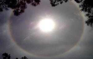Paisagem Natural/Olho de Deus