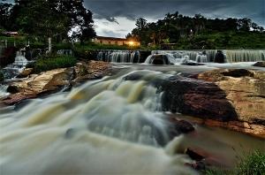 Paisagem Natural/Cachoeira do Funil
