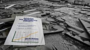 Paisagem Urbana/Qualidade Vs Crise