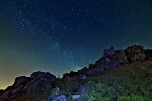 Paisagem Natural/___milkyway path___