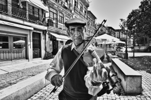 Gentes e Locais/O Violinista