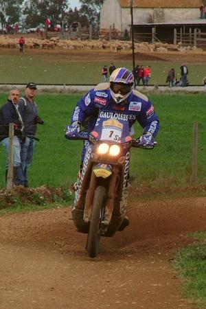 Desporto e Ação/Cyril Despres - Dakar 2006