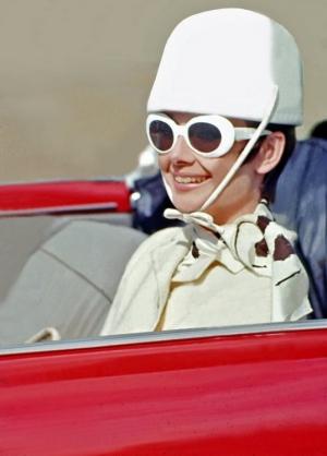 /Audrey Hepburn