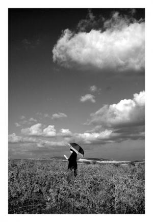 Retratos/espaço para as palavras