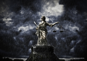 Arte Digital/Blind Justice