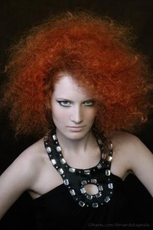 Moda/LIANA (HAIR FASHION STYLE)