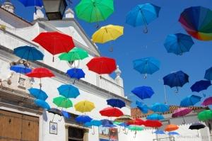Paisagem Urbana/Umbrellas