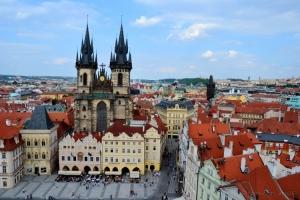 Paisagem Urbana/Praga