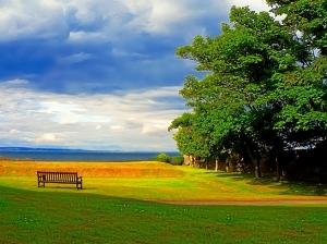 Paisagem Urbana/St. Andrews (Escócia)